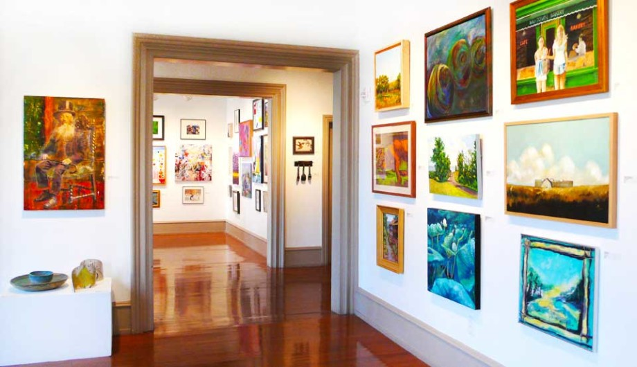 Gallery Rentals Main Line Art Center