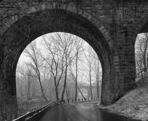 Froio_Trenton Cut-off crossing Neshaminy Creek, near Langhorne, Pennsylvania